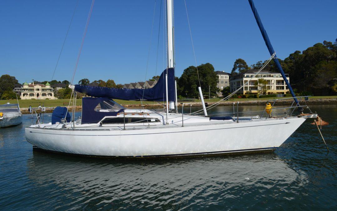 Carter 33, Brouwershaven(NL) – Szczecin (PL)